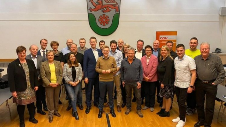 Ein Team für Erkrath - CDU stellt Ratskandidaten auf