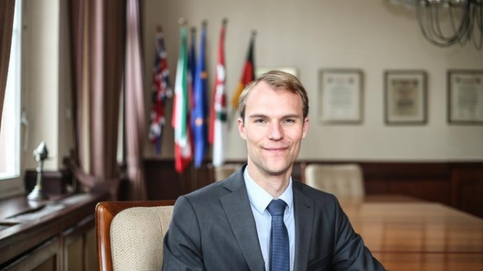 Dr. Christian Untrieser - Vorsitzender